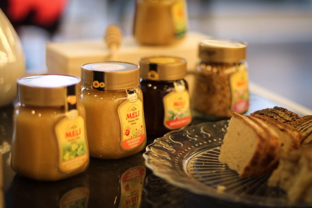 Meli honing nieuw