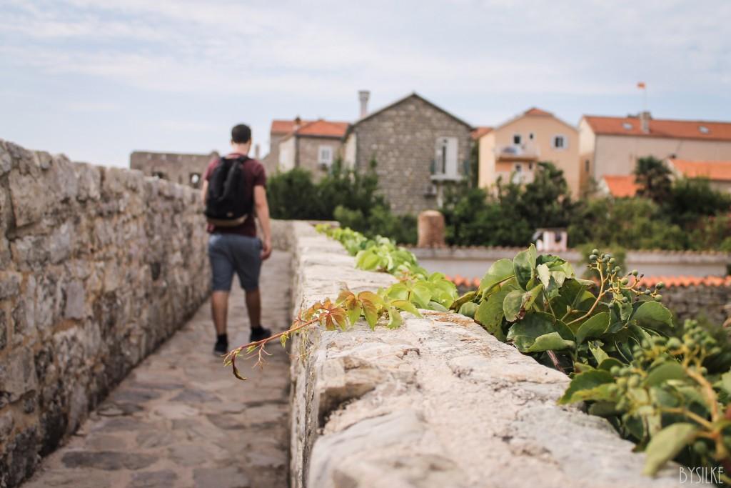 Wandeling Budva