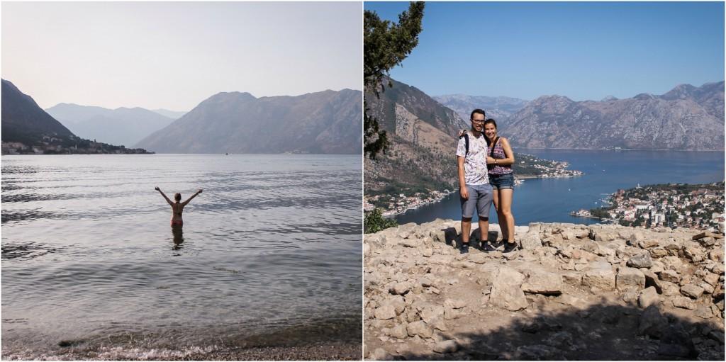 Montenegro | dag 3 & 4 | Havenstadjes Budva & Kotor
