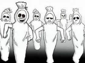 Arti Mimpi Melihat Hantu Pocong Menurut Primbon