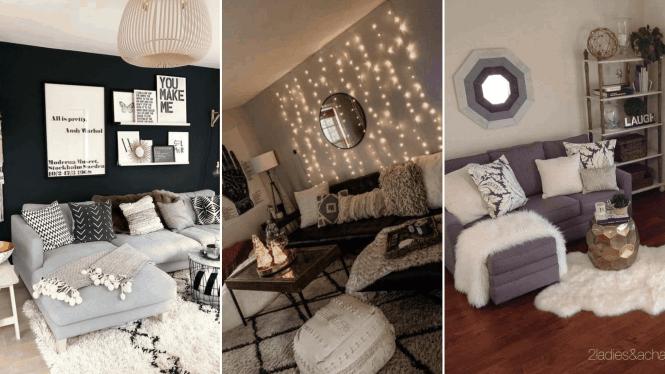 24 Genius College Apartment Decorating Ideas On A Budget