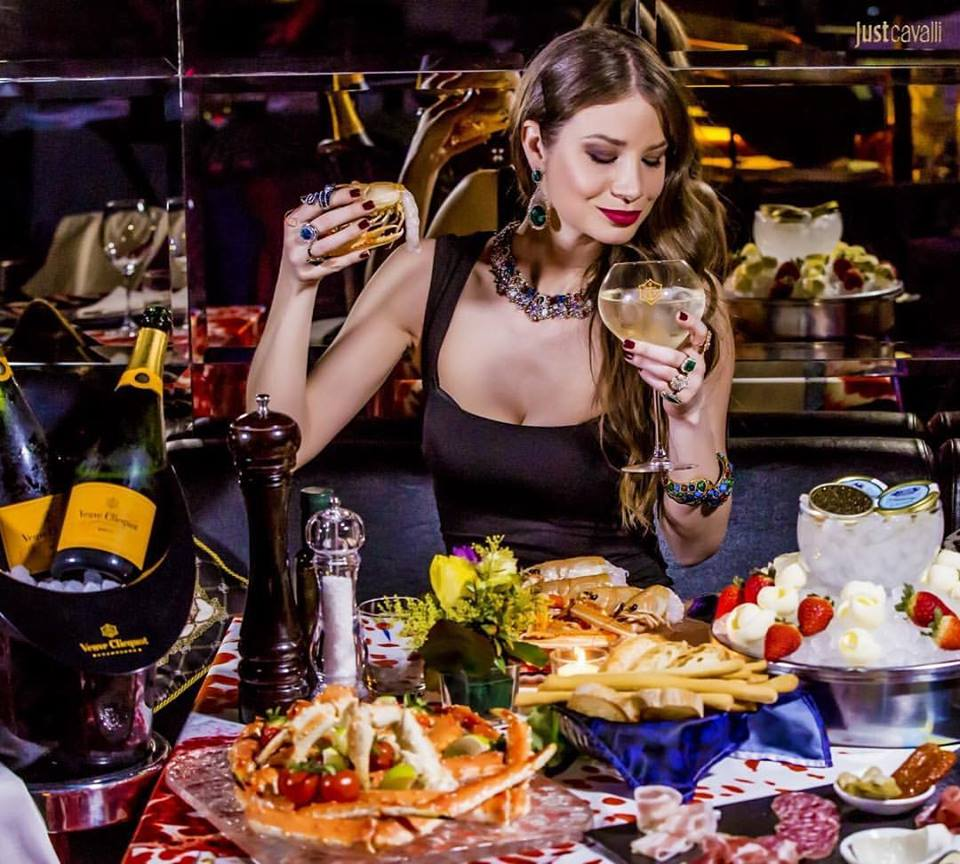 Festa della Donna Just Cavalli Milano - #bystaff.it