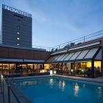 Sabato Pool Party Novotel Linate Milano
