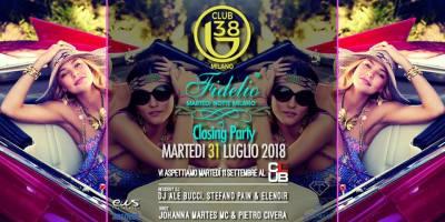 Serata Fidelio Milano   #bystaff.it