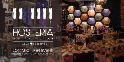 Hosteria della Musica a Milano - #bystaff.it