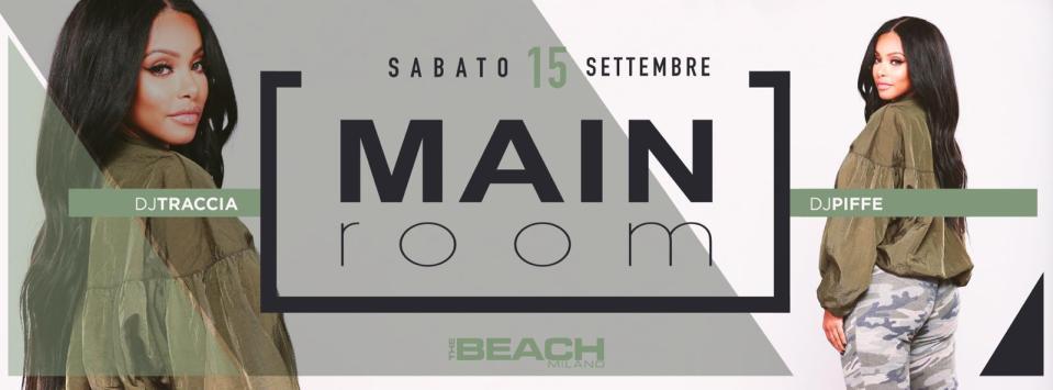 Sabato The Beach Club Milano