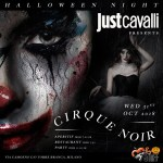 Halloween Just Cavalli Milano | Mercoledì 31 Ottobre 2018