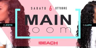 Sabato 6.10.18 The Beach Club Milano