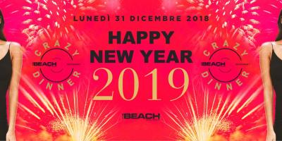 Capodanno The Beach Milano 2019