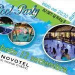 Sabato Pool Party Novotel Linate Milano #bystaff.it