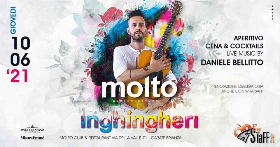 Giovedì Molto Club - Carate Brianza - #bystaff.it