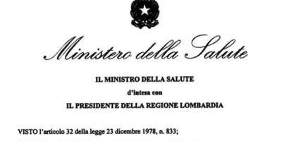 Locali chiusi in Lombardia