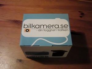 bilkamera-forpackning