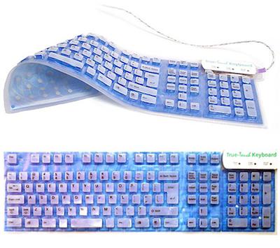 True Touch Rollup Keyboard