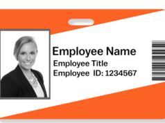 The Pitfall of ID Badges & Cards Ordered Online with Free Design