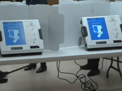 Marion County Voters Use New Technology