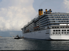 Coronavirus: 6,000 passengers trapped as cruise ship placed on lockdown off Italy amid virus fears