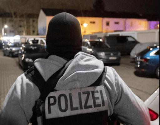 Shootings At Hookah Bars In Germany Kill 9; Police Suspect Far-Right