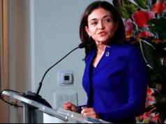 Engaged Facebook's Sheryl Sandberg makes her announcement