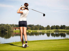 What equipment do you need to do some Golfing?