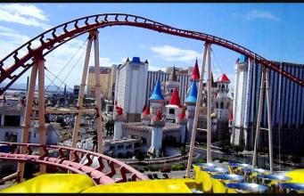 The Big Apple Coaster & Arcade