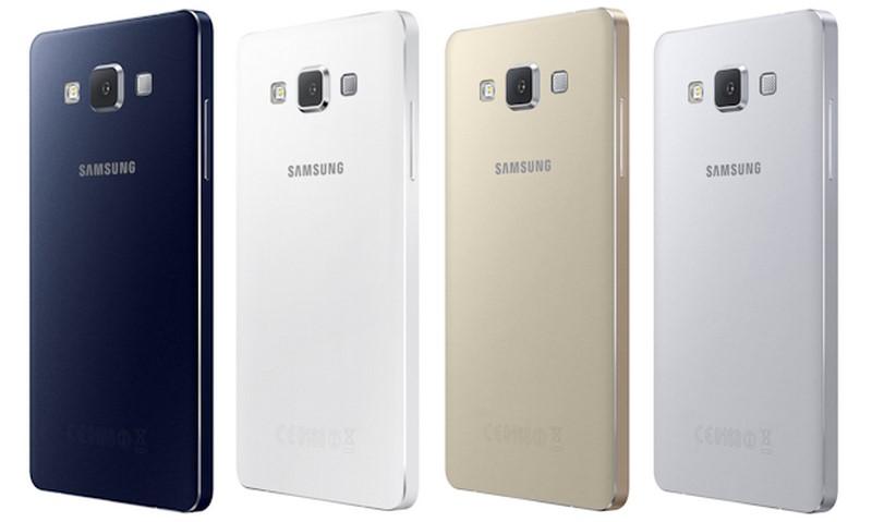 Características y precio del Samsung Galaxy A5 b