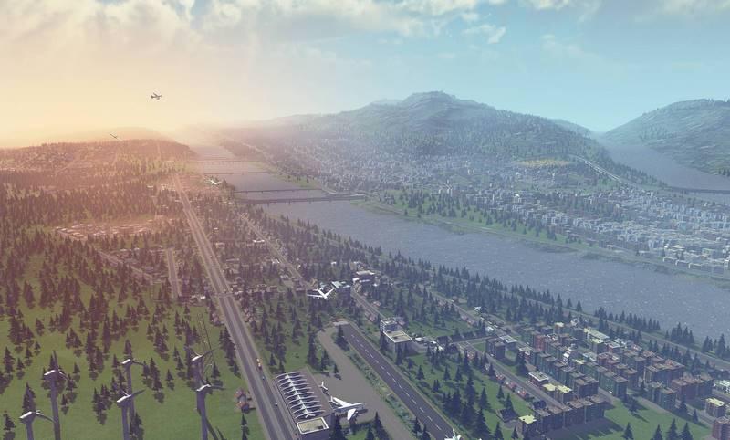 Construye un nuevo mundo con Cities Skylines