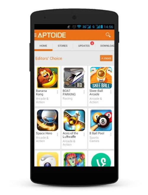 Descargar Aptoide APK