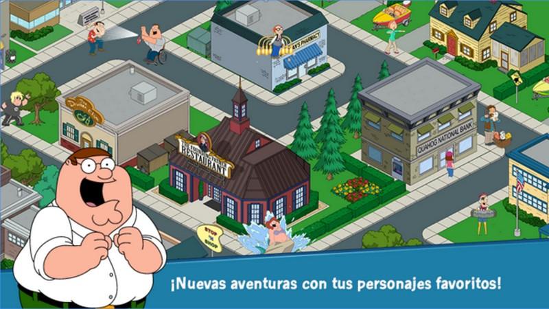 Family Guy En búsqueda