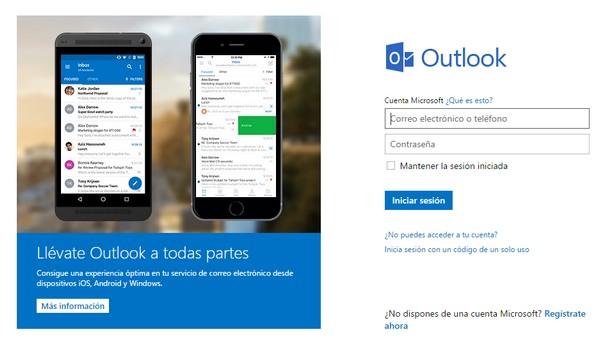 Cómo crear una cuenta de Hotmail