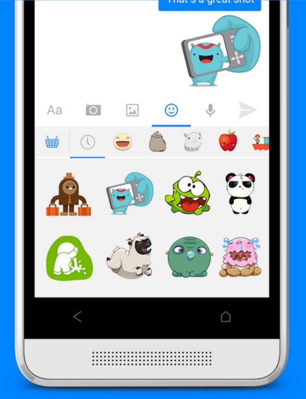 Descargar Messenger para Android d