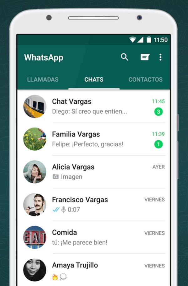 Descargar WhatsApp Messenger para Android