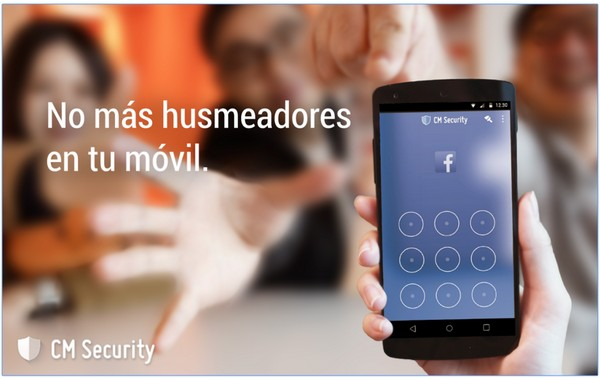 Descargar CM Security AppLock Antivirus para Android d