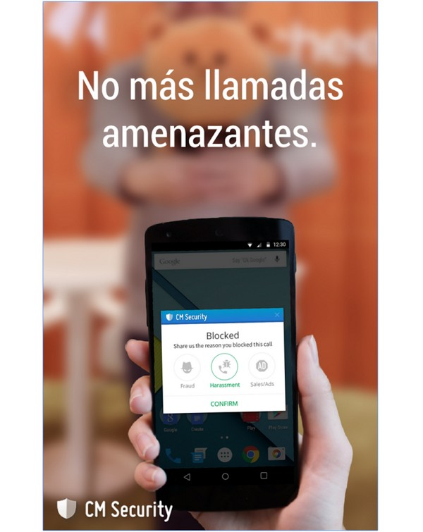 Descargar CM Security AppLock Antivirus para Android e