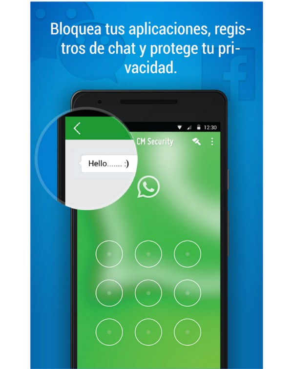 Descargar CM Security AppLock Antivirus para Android