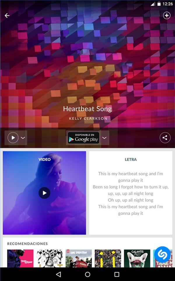 Descargar Shazam para Android f