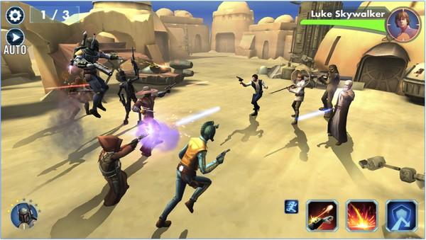 Descargar Star Wars: Galaxy of Heroes para Android