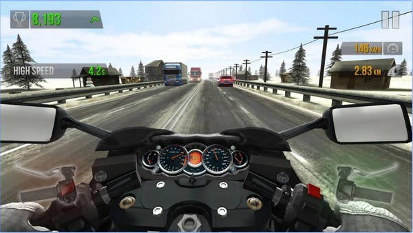 Descargar Traffic Rider para Android f