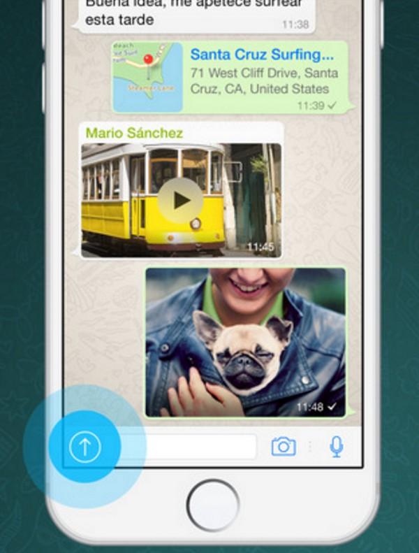 Descargar WhatsApp para iOS b