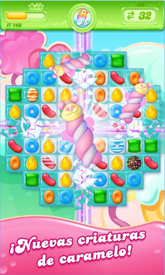 Descargar Candy Crush Jelly Saga para Android c