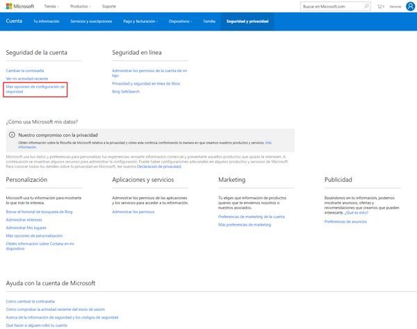 Qué es el código de un solo uso de Outlook.com y para qué sirve f