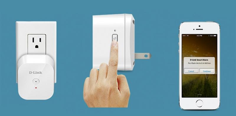 D-Link presenta su nueva alarma inteligente