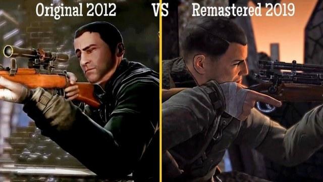 diferencias versiones Sniper Elite V2