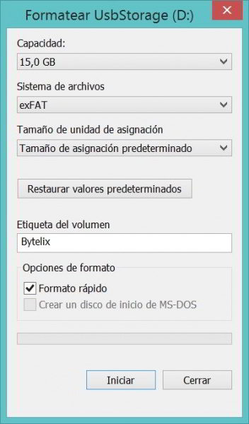 Formatear-Windows