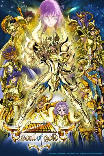 Poster del nuevo anime, Soul of Gold