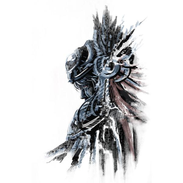 Perfil de la protagonista de Valkyre Profile, Lenneth