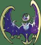 Lunala, legendario de Luna