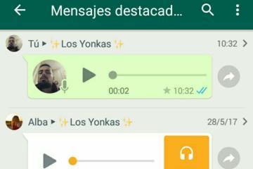 mensajes destacados whatsapp