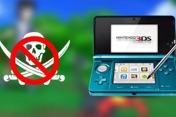ocultar el pirateo en 3DS