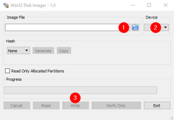 disk imager